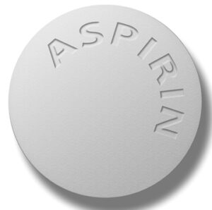 Acetylsalicylsäure Aspirin ASS Brustkrebs